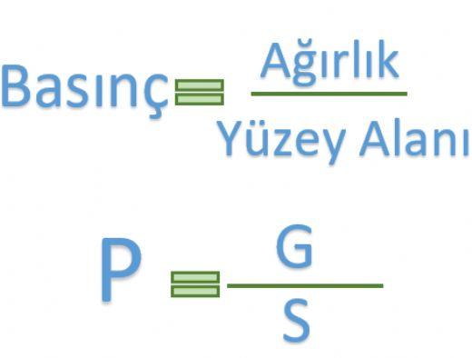 Katı Basıncı Formülü Nelerdir? - basinc.gen.tr